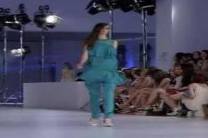 VIDEO: Fashion Show 'CELIA VELA' Spring Summer 2014 Barcelona 2 of 3