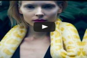VIDEO: Liza Odinokikh Fall/Winter 2013-14 by Vika Popova