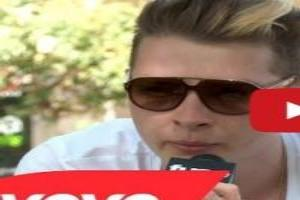 VIDEO: John Newman - Coachella Interview 2014