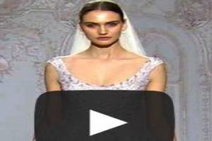 VIDEO: Monique Lhuillier Bridal Fall 2015 Collection