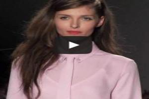 VIDEO: Marissa Webb Spring/Summer 2014 | MB New York Fashion Week