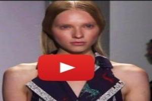 VIDEO: Suno Spring/Summer 2014 | New York Fashion Week NYFW