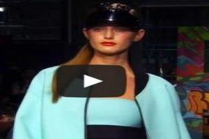 MUST WATCH VIDEO: DKNY Spring/Summer 2014 ft Rita Ora and Karlie Kloss