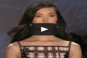 VIDEO: Tadashi Shoji Spring/Summer 2014 | MB New York Fashion Week NYFW