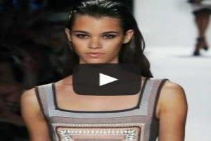 VIDEO: Herve Leger Spring/Summer 2014 ft Jac | New York Fashion Week NYFW