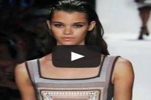 VIDEO: Herve Leger Spring/Summer 2014 ft Jac | New York Fashion Week NYFW