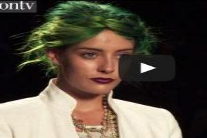 VIDEO: Nicole Miller Spring/Summer 2014 | New York Fashion Week NYFW