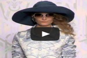 VIDEO: Holly Fulton Spring/Summer 2014 Show | London Fashion Week