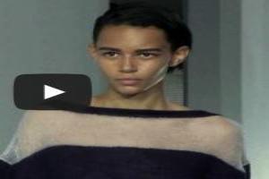 VIDEO: Acne Studios Spring/Summer 2014 | PARIS Fashion Week