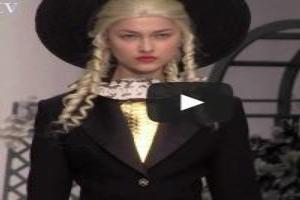 VIDEO: Meadham Kirchhoff Spring/Summer 2014 Show | London Fashion Week