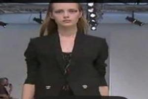 VIDEO: Anthony Vaccarello Spring/Summer 2014 | Paris Fashion Week