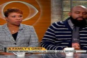 VIDEO: Parents of Slain Teen Michael Brown Speak Out on CBS THIS MORNING