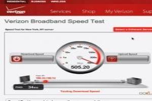 Video: DROOL! Verizon Rolling Out Blazing Fast 500/100 Mbps FiOS Quantum Internet Service