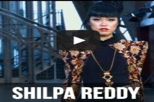 VIDEO: J Autumn Fashion Show at the Eiffel Tower - Designer Shilpa Reddy