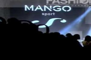 VIDEO: Fashion Show 'MANGO' Spring Summer 2014 Barcelona 1 of 5