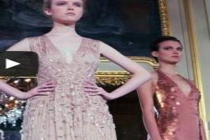 VIDEO: Paris Couture Fall/Winter 2013-2014 Rami Al Ali Show