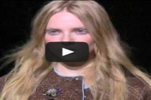 VIDEO: Sonia Rykiel Spring/Summer 2014 Show | Paris Fashion Week