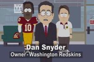 VIDEO: Sneak Peek -  Washington Redskins Open Up Shop on All-New SOUTH PARK Tonight