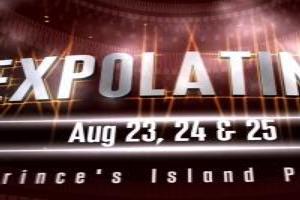 VIDEO: Hispanic Arts Society: Prince's Island Park Open for Expo Latino