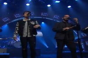 Video: Big Data Performs on LATE NIGHT WITH SETH MEYERS