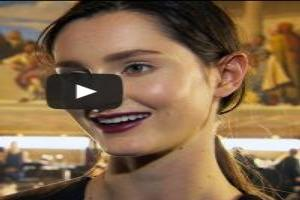 VIDEO: Makeup Trends: Dark Lips Fall/Winter 2013-14