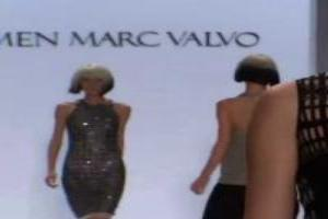 VIDEO: 'CARMEN MARC VALVO' Fashion Show Spring Summer 2014