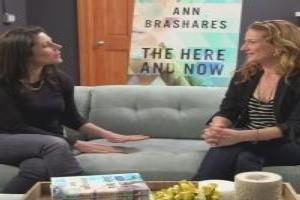 VIDEO: Ana Gasteyer & Author Ann Brashares Release New Video for THE HERE AND NOW