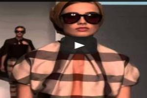 VIDEO: 'DAKS' Fashion Show Spring Summer 2014 London