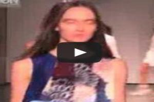 VIDEO: 'ATSURO TAYAMA' Fashion Show Spring Summer 2014 London