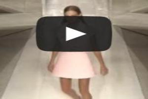 VIDEO: 'BALENCIAGA' Fashion Show Spring Summer 2014 Paris