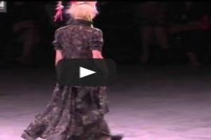 VIDEO: 'YOHJI YAMAMOTO' Fashion Show Spring Summer 2014 Paris