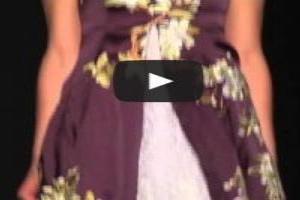 VIDEO: LAURENCE XU Haute Couture Autumn Winter 2013 2014