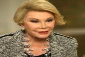 VIDEO: Sneak Peek - Joan Rivers Set for PBS Doc WOMEN IN COMEDY Tonight