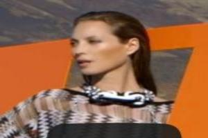 VIDEO: 'CHRISTY TURLINGTON' For MISSONI Campaign Spring 2014