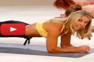 VIDEO: Denise Austin's Power Zone Abs Workout