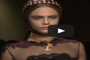 VIDEO: 'VALENTINO' Fashion Show Spring Summer 2014 Paris
