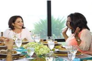 VIDEO: Sneak Peek - Gloria Estefan Visits OPRAH'S NEXT CHAPTER Tonight