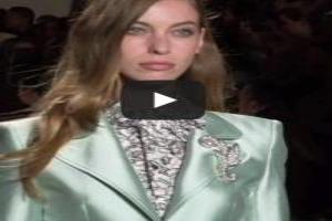VIDEO: Ruffian Spring/Summer 2014 Show | New York Fashion Week