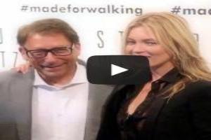 VIDEO: Kate Moss for Stuart Weitzman Spring/Summer 2014 | Milan Fashion Week