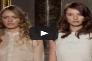 VIDEO: Mila Schon Spring/Summer 2014 | MILAN Fashion Week
