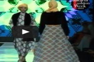 VIDEO: 'RUMAH AYU FITROSA' Jakarta Fashion Week 2014