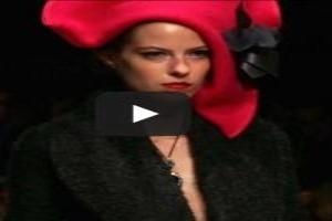 VIDEO: Tiberius Fall/Winter 2013 Collection | MQ Vienna Fashion Week