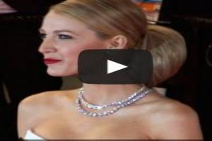VIDEO: Blake Lively & Rosario Dawson on the Red Carpet at the Cannes 2014