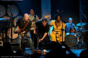 Johnny Clegg & Ladysmith Black Mambazo to Play Van Wezel, 3/23