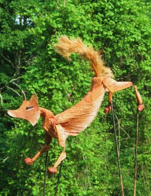 Ralph Lee's Mettawee River Theatre Company to Present THE DANCING FOX, 9/5-14