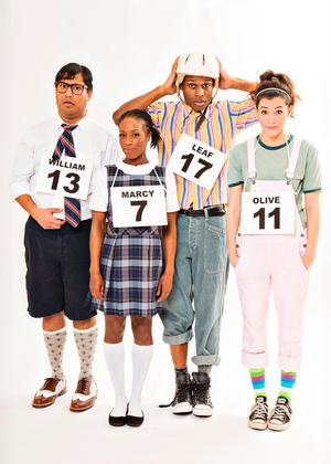 Ford's Theatre Society Presents THE 25TH ANNUAL PUTNAM COUNTY SPELLING BEE, Now thru 5/17