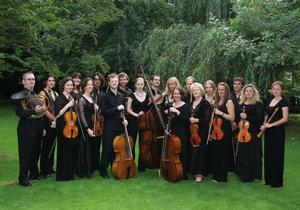 Irish Baroque Orchestra to Perform at Jorgensen, 3/9