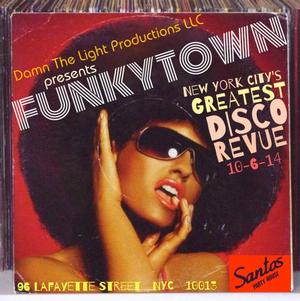 Stars from MOTOWN, MATILDA and BEAUTIFUL Set for FUNKYTOWN in NYC, 10/6