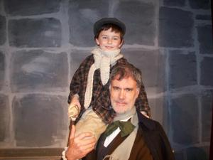 Dr. Henry Ferrell to Star as 'Bob Crachit' in Leddy Center's A CHRISTMAS CAROL, 12/6-15