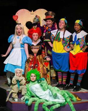 Desert Stages Theatre to Open 20th Anniversary Season with ALICE IN WONDERLAND, 8/22
